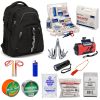NIJ IIIA Bulletproof Survival Pack & Safety Kit