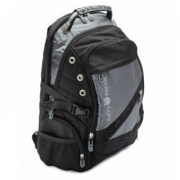 TUFFYPACKS ALL-IN-ONE LEVEL IIIA BULLETPROOF BACKPACK - GREY