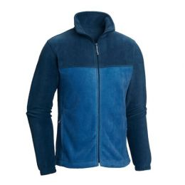 Talos Ballistics NIJ IIIA Bulletproof Dixon Fleece Jacket For Men (Color: Blue Duo, size: Small)