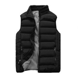 Talos Ballistics NIJ IIIA Bulletproof Quilted Vest for Men (Color: Black, size: Small)